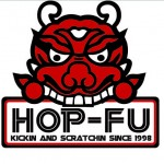 Hop-Fu | Early Logo